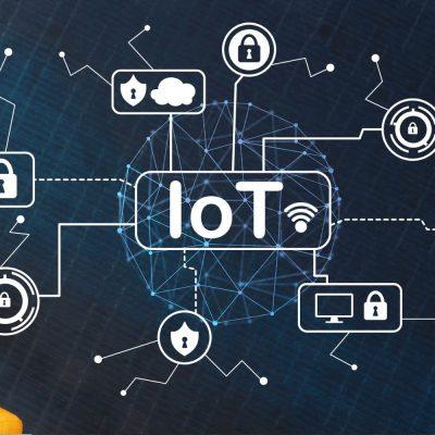 Schaubild zu IoT-Sicherheit