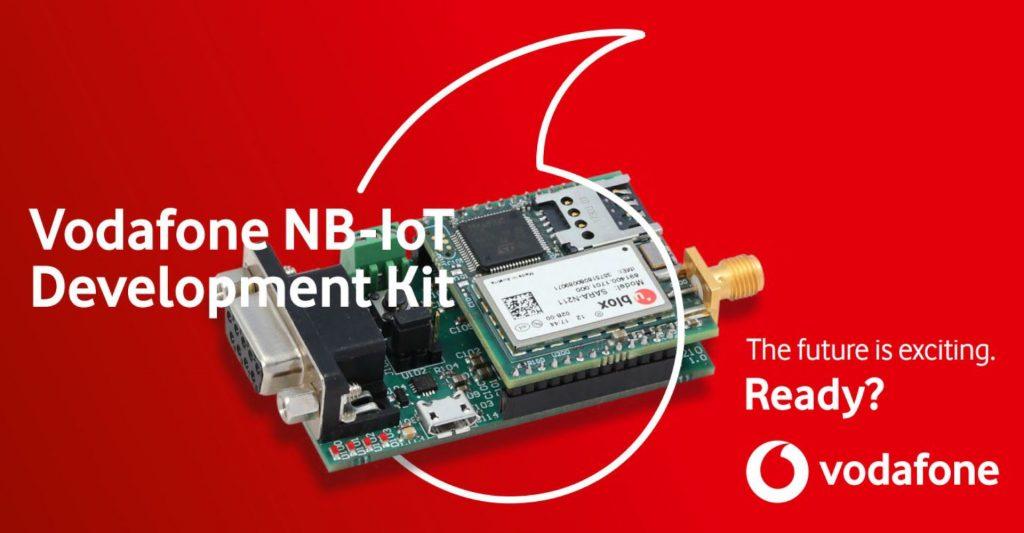 Das NB-IoT Development Kit von Vodafone