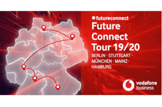 unu auf der Future Connect Tour