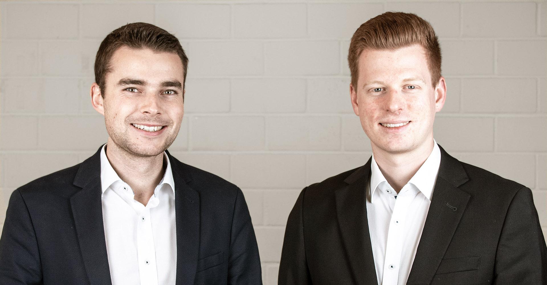 Julian Reitze und Stefan Zender
