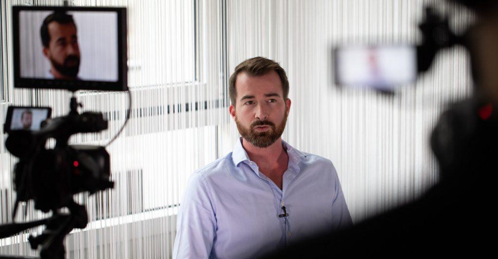 Martin Klaus im Interview