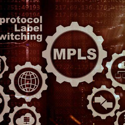 Technisches Symbolbild zum Thema MPLS