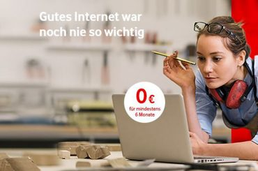 Sonderaktion für Gigabit-Internet