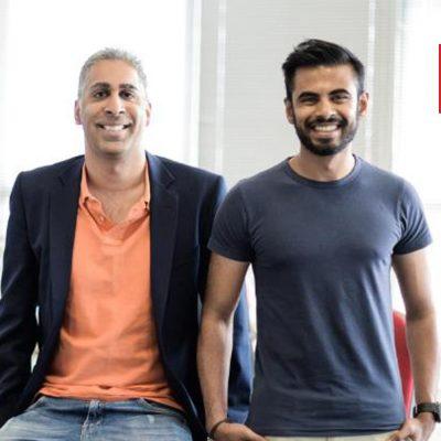 Anish Shivdasani und Shafin Anwarsha