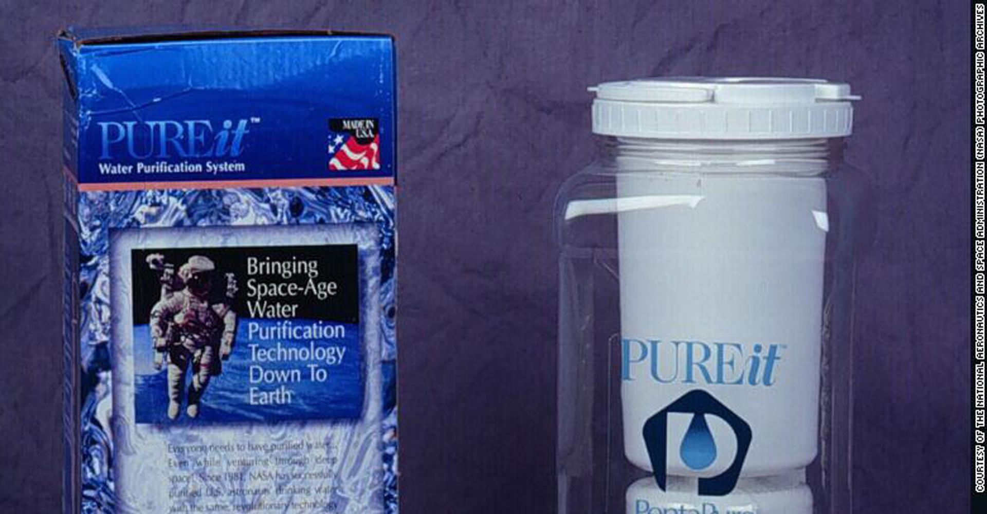 Wasserfilter-System von Pureit