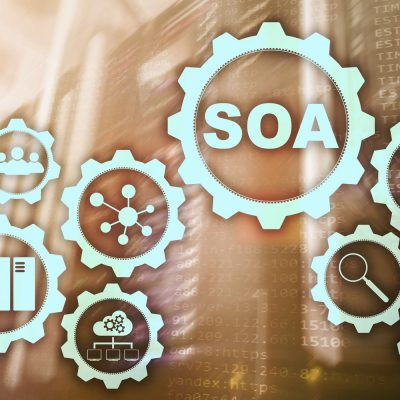 Symbolbild zu serviceorientierter Architektur (SOA)