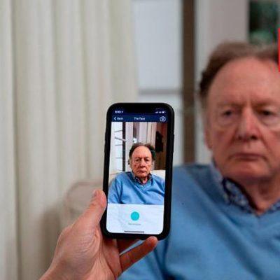 PainChek-App misst Schmerzgrad eines Demenzpatienten